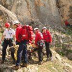 Έναρξη της Σχολής Βασικής Εκπαίδευσης της Ελληνικής Ομάδας Διάσωσης