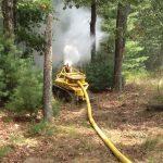 Ρομπότ Διασώστης: μηχανήματα έτοιμα για Πυροσβεστικό έργο