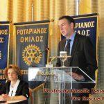 Τελετή βραβεύσεων των ροταριανών ομίλων Θεσσαλονίκης