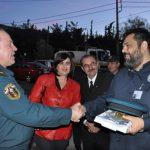 Ρωσικό ενδιαφέρον για τον εθελοντισμό στη δασοπροστασία
