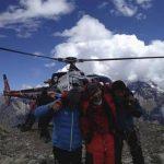 Xιονοστιβάδα παρέσυρε ορειβάτες 10 νεκροί