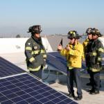 Τι πρέπει να γνωρίζουν οι Πυροσβέστες για πυρκαγιά σε ηλιακά συστήματα