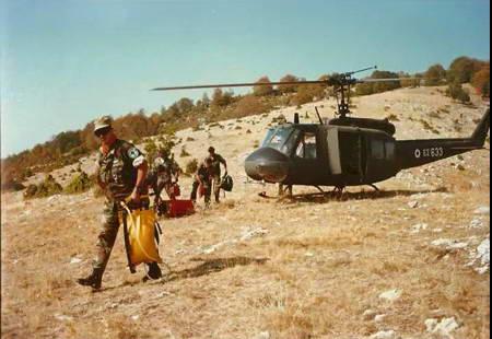 Έλληνες Αερομεταφερόμενοι Δασοπυροσβέστες