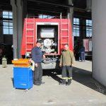 Το Συνεργείο της Πυροσβεστικής