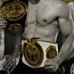 O 'Ελληνας παγκόσμιος πρωταθλητής Γιάννης Σοφοκλέους