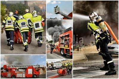Υγιεινή και ασφάλεια – Το επάγγελμα του πυροσβέστη