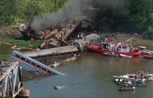 Σιδηροδρομικά ατυχήματα - Μέρος 1ο