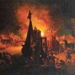 Μικρό χρονολόγιο ιστορικών πυρκαγιών της αρχαιότητας