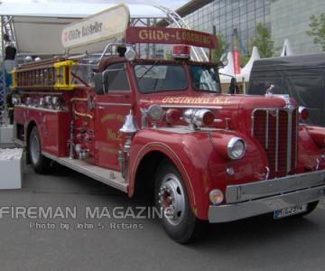 Έκθεση Πυροσβεστικού Εξοπλισμού Interchutz 2005