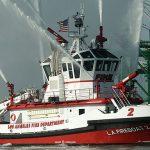 Πυροσβεστικά πλοία και η ιστορία τους