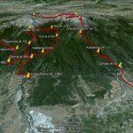1ος υπερμαραθώνιος Ολύμπου Olympus Mythical Trail 100km