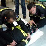 Μια διαφορετική συνάντηση... E.K.A.B & Πυροσβεστικής