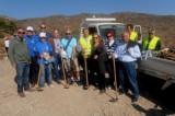 Εκατοντάδες εθελοντές εγκαινίασαν τη νέα φυτευτική περίοδο