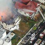 Φωτιά κατέστρεψε ιστορικό οίκημα της ελληνικής κοινότητας στο Μπρίσμπαν