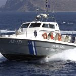 One missing, five rescued after boat sinks off Karpathos