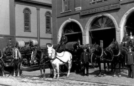 Η ιστορία των αλόγων στην Πυροσβεστική Υπηρεσία
