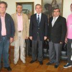 Συνάντηση της ΕΑΠΣ με τον Υφυπουργό Εθνικής Άμυνας κ.Αθαν.Δαβάκη