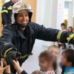 Το Εθελοντικό Πυροσβεστικό Κλιμάκιο Πεντέλης στο Νηπιαγωγείο Ν. Ιωνίας