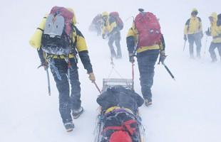 Ορεινή διάσωση (Mountain rescue)