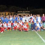 Ποδοσφαιρικό τουρνουά Πυροσβεστών - Αστυνομκών - Λιμενικών για το μικρό Άγγελο Γκιώνη