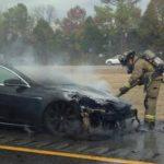 Και τρίτη πυρκαγιά μέσα σε 6 εβδομάδες σε Tesla model S!