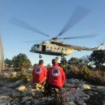 The Hellenic Rescue Team at the IKAR-CISA World Mountain  Rescue Congress