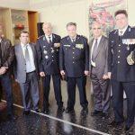 Αντιπροσωπεία του Δ.Σ. της Ε.Α.Π.Σ. επισκέφθηκε το νέο Αρχηγό