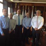 Συνάντηση της Π.Ε.Ε.Π.Σ. με τον Υπουργό Δημόσιας Τάξης και Προστασίας του Πολίτη