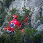 Άσκηση του Τμήματος Ορεινής Διάσωσης της Ε.Ο.Δ. - Παράρτημα Αχαΐας