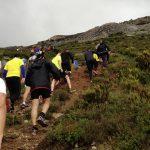 1η Ανάβαση ορεινού τρεξίματος, στο ιστορικό βουνό της Πεντέλης