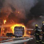Κίνα: Φονική πυρκαγιά σε αποθήκη