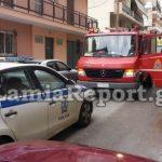 Κινδύνεψε γυναίκα από φωτιά σε διαμέρισμα στο κέντρο της πόλης
