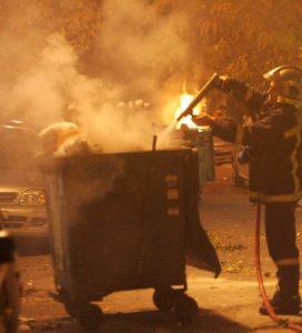 Στο πόδι η Πυροσβεστική Υπηρεσία Ξάνθης για να σβήνει φωτιές σε καμινάδες και σε κάδους