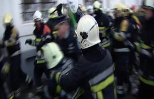 Συγκρούσεις αστυνομικών με πυροσβέστες στις Βρυξέλλες