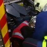 Πυροσβέστης τραυματίστηκε σε άσκηση στο μετρό