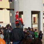 Ο Άγιος Βασίλης στην Πυροσβεστική