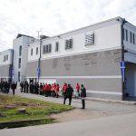 Εγκαινιάσθηκε το νέο κτήριο της Π.Υ. Καλαβρύτων