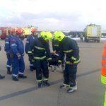 Άσκηση «Διάσωση 2013» στο αεροδρόμιο Πάφου