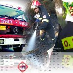 Volunteer Forest-firefighters and Rescuers of Ekali 2014 Calendar