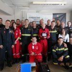 Πάτρα - Εκπαίδευση Πρώτων Βοηθειών και Διάσωσης σε στελέχη της 6ης Ε.Μ.Α.Κ