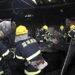 Κίνα: Φονική πυρκαγιά σε αγορά τροφίμων