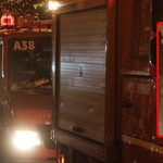 Family escapes burning apartment in Thessaloniki