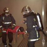 Άσκηση ετοιμότητας στον σταθμό του μετρό στο Ελληνικό