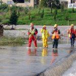 Ρόδος..επιχειρώντας κατά τη διάρκεια και μετά τις καταστροφικές καταιγίδες και πλημμύρες