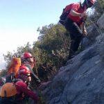 Επιχείρηση για τη διάσωση ορειβάτη στην ορεινή Ναυπακτία