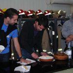 Κοπή πίτας Ομάδας Εθελοντών Δασοπυροσβεστών Διασωστών Εκάλης