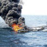 Πυρκαγιά σε αλιευτικό σκάφος
