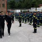 Τελετή Αγιασμού στη Σχολή Πυροσβεστών