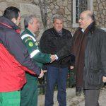 Ο Υπουργός Δ.Τ.Π.Τ.Π. κ. Νίκος Δένδιας στην εκδήλωση κοπής Πρωτοχρονιάτικης πίτας του Ομίλου Φίλων του Δάσους