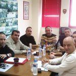 Συνάντηση της Ε.Α.Π.Σ. με τους Εθελοντές Πυροσβέστες του Π.Σ.